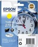 Cartouche d'encre Epson 27XL Jaune - Réveil