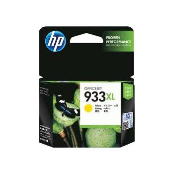 Cartouche d'encre HP 933XL Jaune