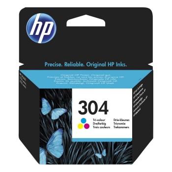 Cartouche d'encre HP 304 3 Couleurs