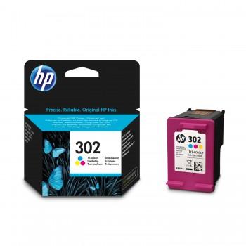 Cartouche d'encre HP 302 3 Couleurs