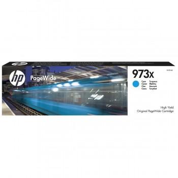 Cartouche d'encre HP 973XL Cyan