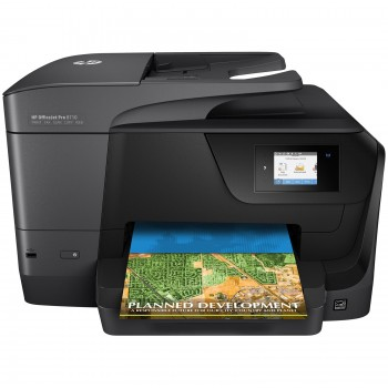 Imprimante Jet d'encre HP OfficeJet 8710