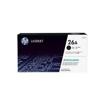 Cartouche de Toner laser HP 26A Noir CF226A