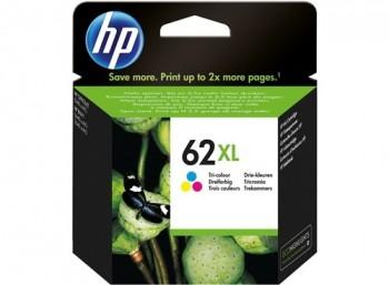 Cartouche d'encre HP 62XL 3 Couleurs grande capacité C2P07AE