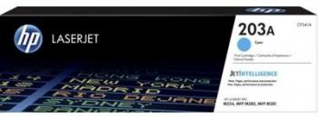 Cartouche de Toner laser HP 203A Cyan CF541A