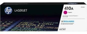 Cartouche de Toner laser HP 410A Magenta CF413A