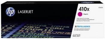 Cartouche de Toner laser HP 410X Magenta grande capacité CF413X