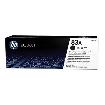 Cartouche de Toner laser HP 83A Noir CF283A