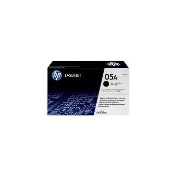 Cartouche de Toner laser HP 05A Noir CE505A