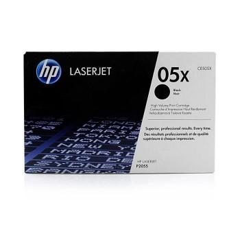 Cartouche de Toner laser HP 05X Noir CE505XD Pack de 2