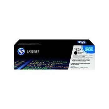 Cartouche de Toner laser HP 125A Noir CB540A