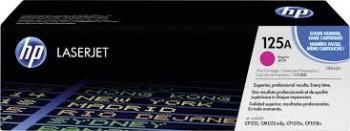 Cartouche de Toner laser HP 125A Magenta CB543A