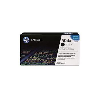 Cartouche de Toner laser HP 504X Noir CE250X Grande capacité