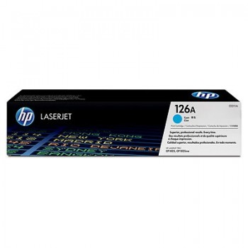 Cartouche de Toner laser HP 126A Noir CE310A