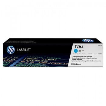 Cartouche de Toner laser HP 126A Cyan CE311A