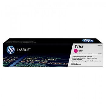 Cartouche de Toner laser HP 126A Magenta CE313A
