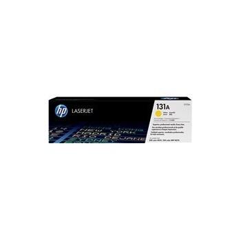Cartouche de Toner laser HP 131A Jaune CF212A