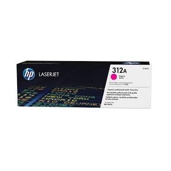 Cartouche de Toner laser HP 312A Magenta CF383A