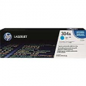 Cartouche de Toner laser HP 304A Cyan CC531A