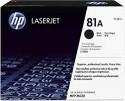 Cartouche de Toner laser HP 81A Noir CF281A