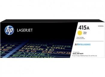 Cartouche de Toner laser HP 415A Jaune W2032A