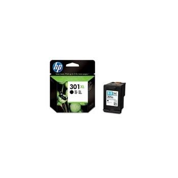 Cartouche d'encre HP 301XL Noir