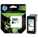 Cartouche d'encre HP 350XL Noir Grande capacité