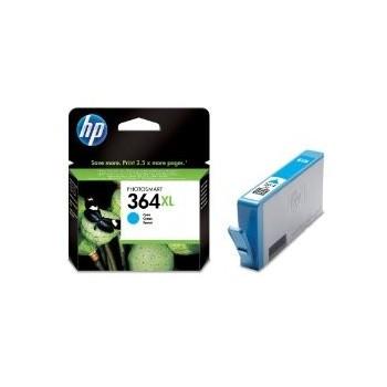Cartouche d'encre HP 364XL Cyan