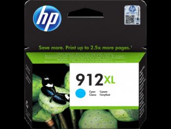 Cartouche d'encre HP 912XL Cyan