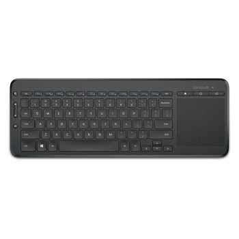 Clavier Microsoft All In One Media, Sans fil noir