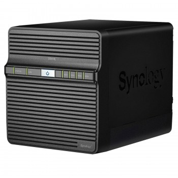 SERVEUR NAS SYNOLOGY DS418J