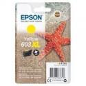 Cartouche d'encre Epson 603XL Jaune - Etoile de mer