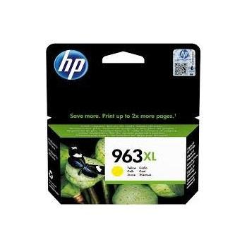 Cartouche d'encre HP 963XL Jaune