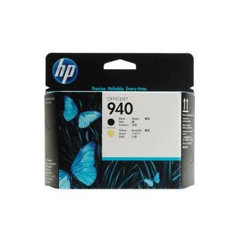Tête d'impression HP 940 Noir et Jaune