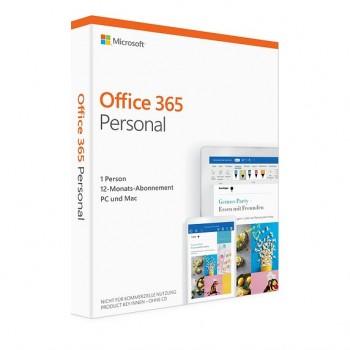 Microsoft Office 365 Personnel, 1 Poste